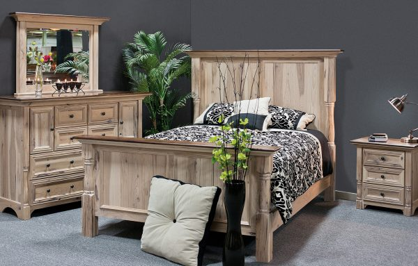 Amish Palisade Bedroom Set