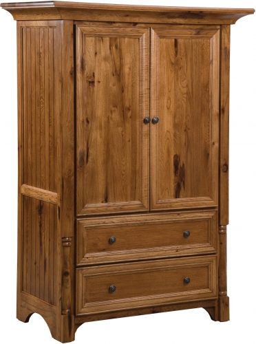 Amish Palisade Armoire