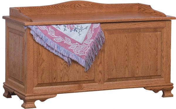 Amish Heritage Blanket Chest
