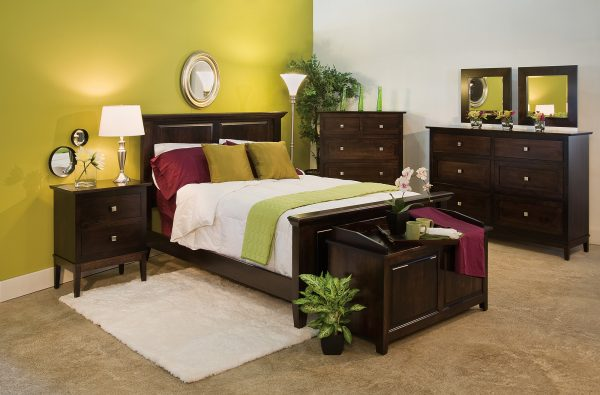 Amish Venice Bedroom Collection
