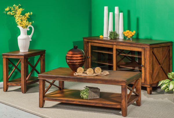 Amish Newport Living Room Set