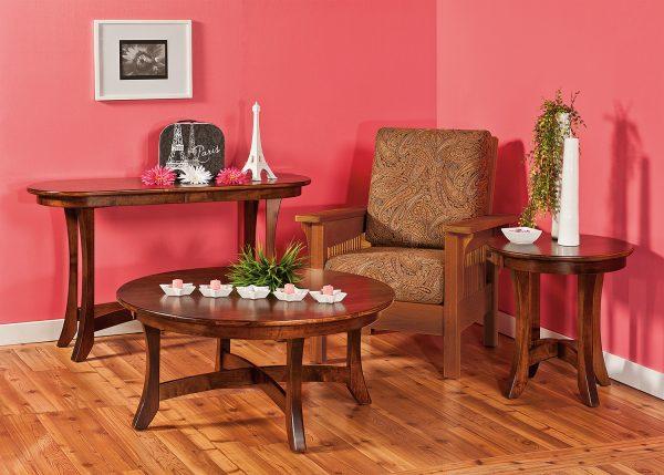 Amish Carona Living Room Collection