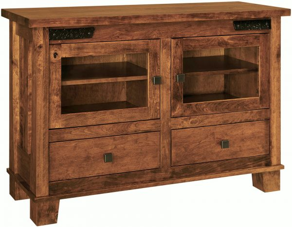 Amish Larado Small TV Cabinet