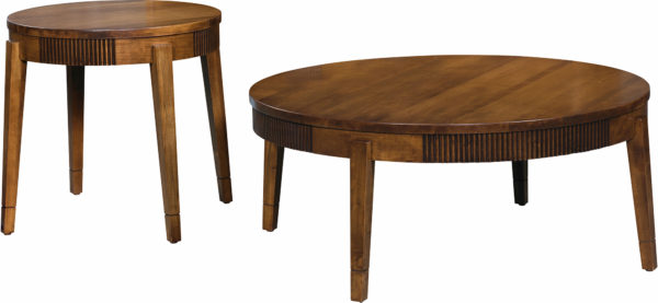 Amish Bellaire Occasional Table Set