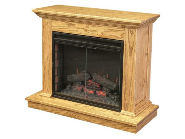 Amish Valley Jr. Fireplace
