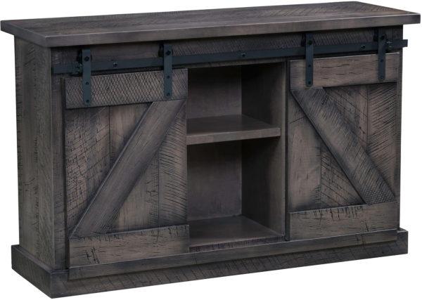 Amish Durango Sofa Table