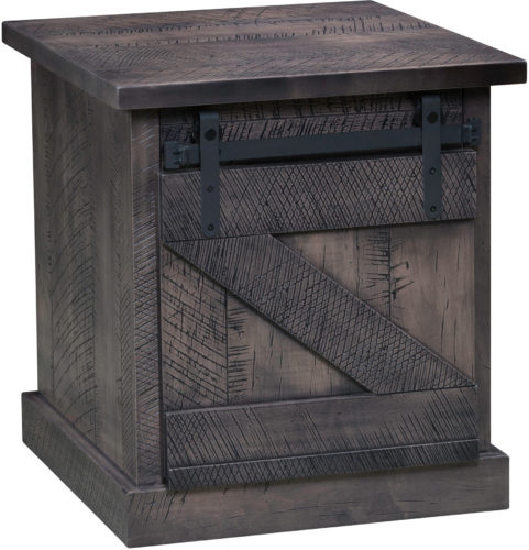 Amish Durango Style End Table