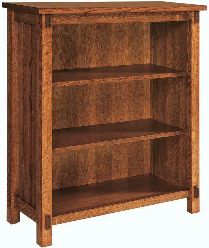Amish Rio Mission Shorty Bookcase