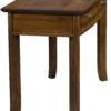 Amish Laurel Writer's Desk Detail