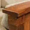 Amish Balboa Arm Close-Up