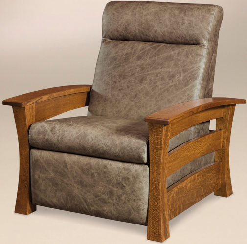 Amish Barrington Chair Recliner