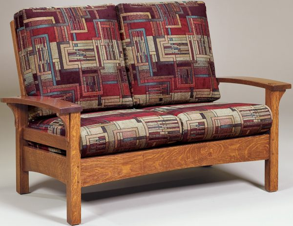Amish Durango Loveseat