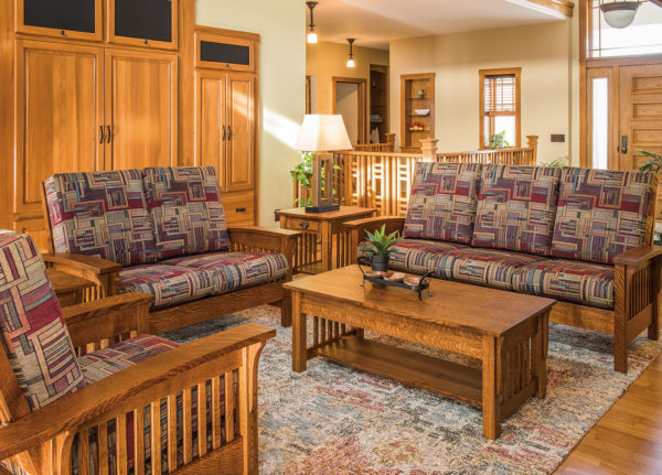 Amish Empire Family Room Collection