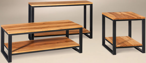 Amish Ellie Occasional Table Set