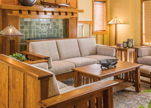 Amish McCoy Family Room Collection