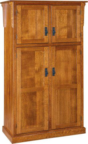 Amish Mission 4 Door Pantry