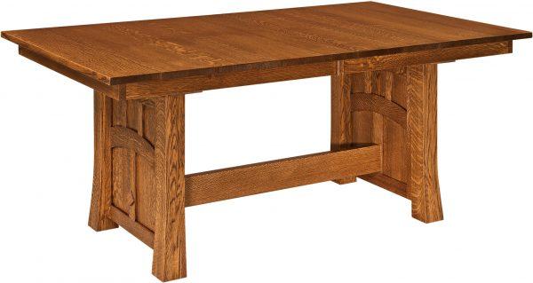 Amish Arlington Rectangular Dining Table