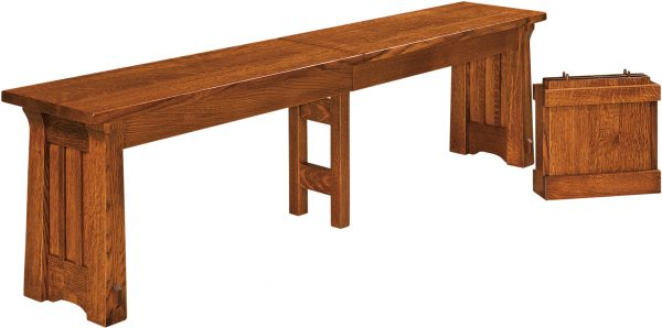Amish Beaumont Bench
