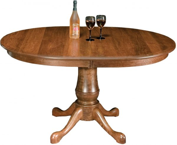 Amish Estate Oval Dining Table