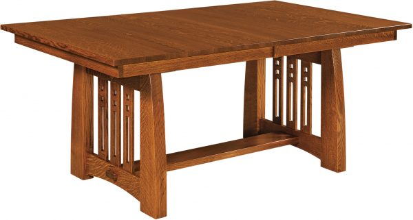 Amish Jamestown Dining Room Table
