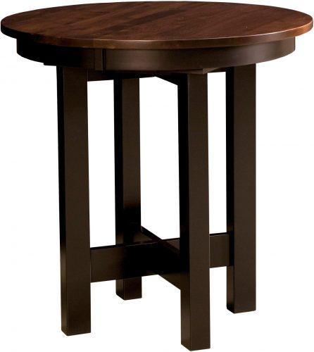 Amish LaCrosse Pub Dining Table
