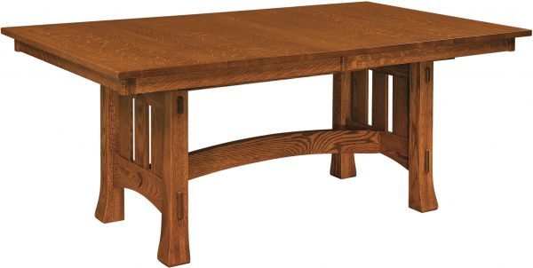 Amish Olde Century Mission Dining Room Table