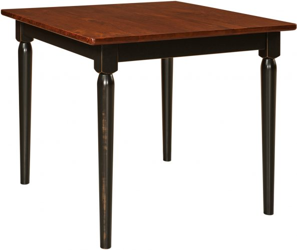 Amish Winslow Pub Dining Table