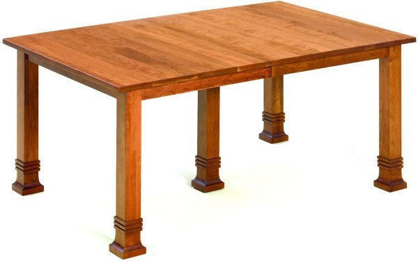 Amish Englewood Dining Table