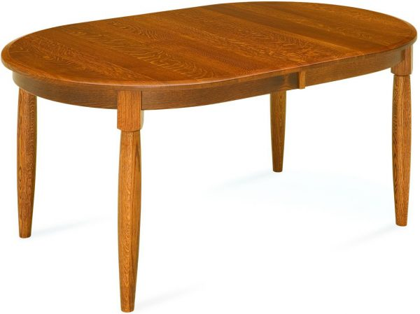 Amish Oval Easton Dining Table