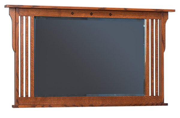 Amish Royal Mission Dresser Mirror