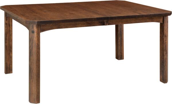 Amish Saguaro Leg Dining Table