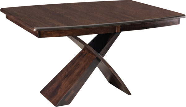 Amish Xanterra Pedestal Dining Table