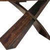 Amish Xanterra Pedestal Table Base