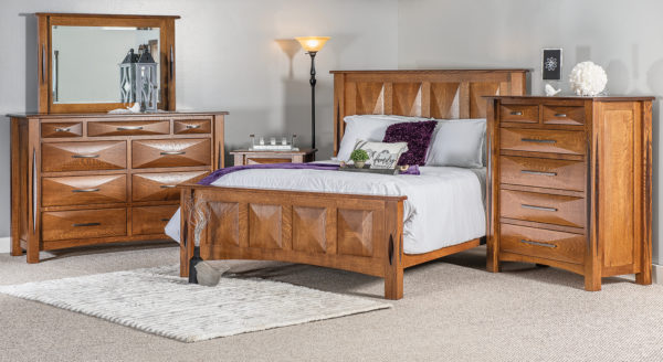 Amish Ravena Bedroom Collection