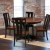 Amish Brawley Side Chair Set