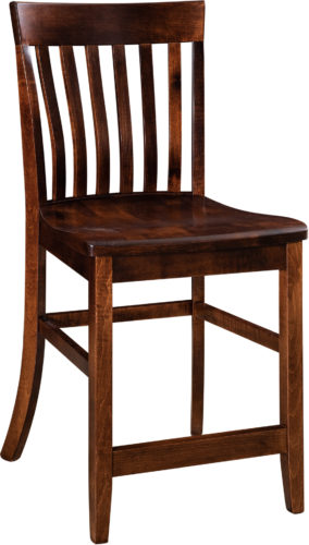 Amish Chandler Bar Stool