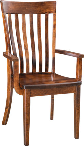 Amish Chandler Arm Chair