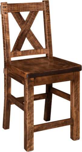 Amish Denver Bar Stool