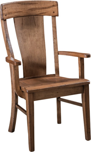 Amish Lacombe Arm Chair