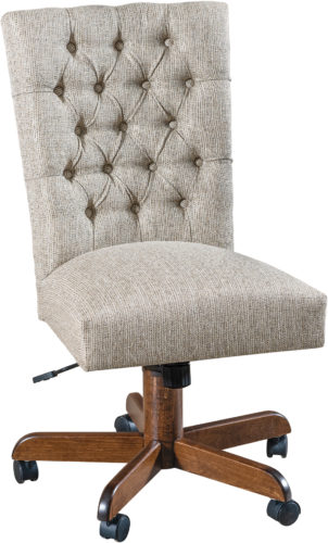 Amish Zellwood Desk Chair