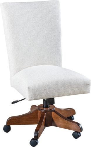 Amish Zephyr Desk Chair