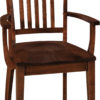 Amish Arbordale Chair with Arms