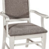 Amish Bilton Dining Arm Chair