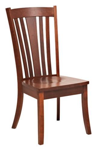 Amish Madison Hardwood Dining Chair