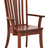Amish Madison Dining Arm Chair