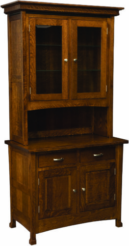 Amish 40 inch Heritage Class Hutch