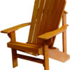 Adirondack Chair in Adobe Stain