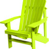 Lime Green Adirondack Chair