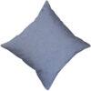 Blue 16 Inch Throw Pillow