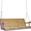 Treated Pine 5' Grandpa Swing